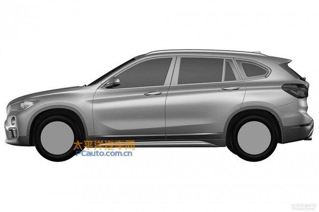 BMW X1 Long патент