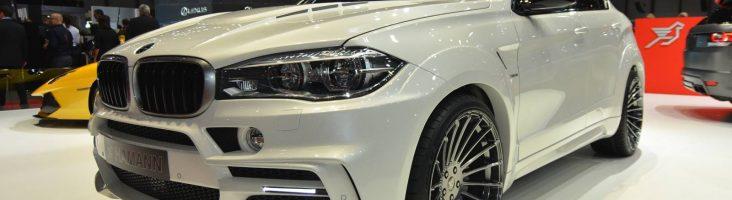 BMW X6 Hamann 2016