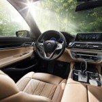 Панель приборов BMW Alpina B7