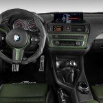 Панель приборов BMW M235i