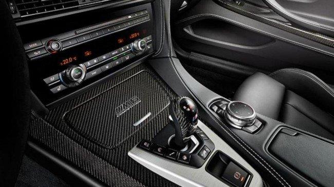 Панель приборов BMW M6 Competition Edition