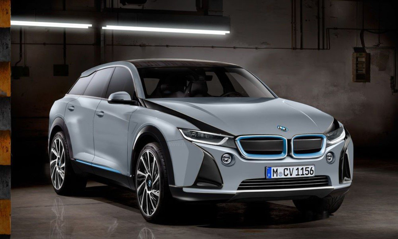 BMWпланирует выпустить новый электрокроссовер BMW i5