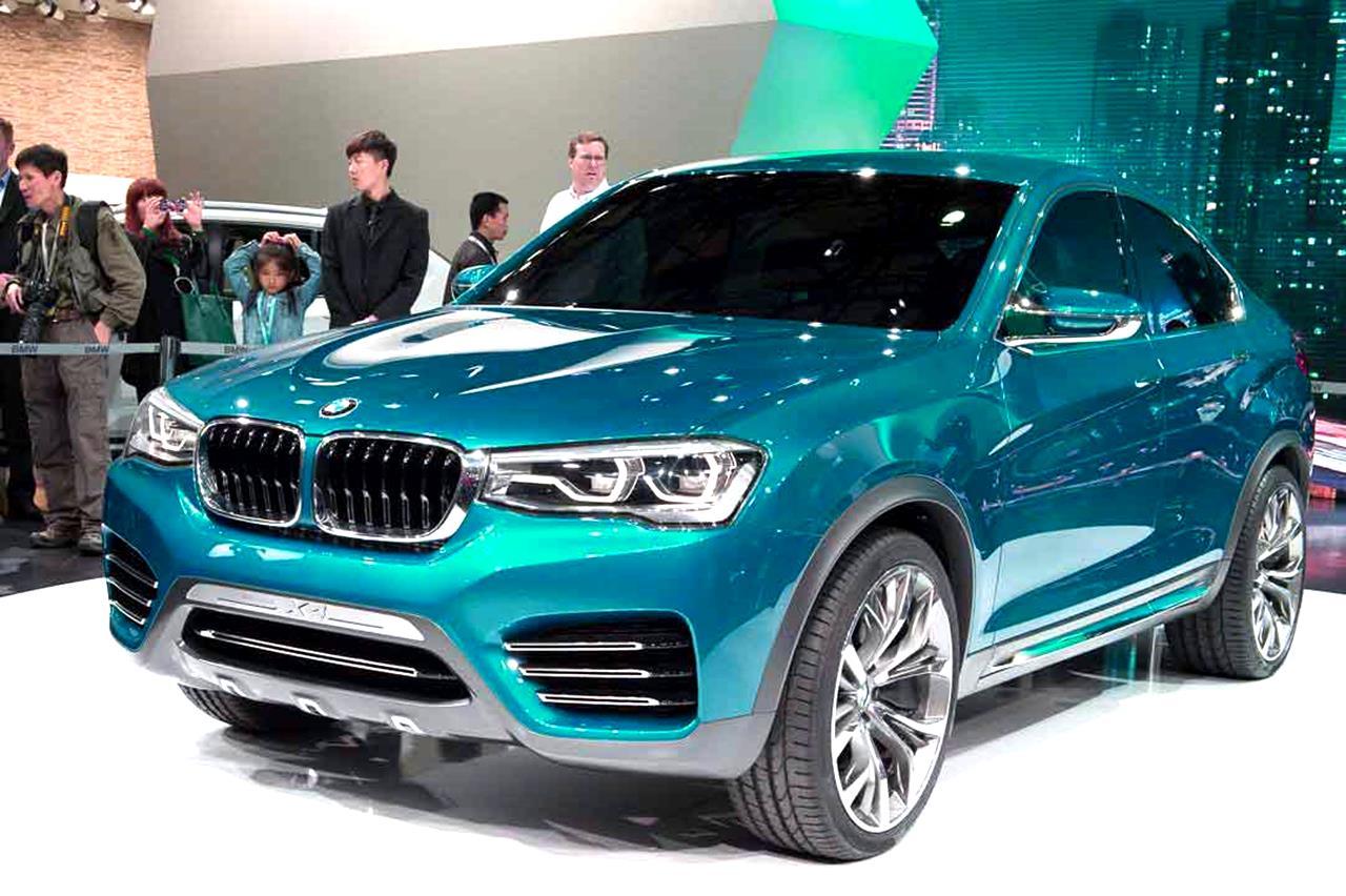 BMW не будет создавать конкурента Mercedes-Benz GLS