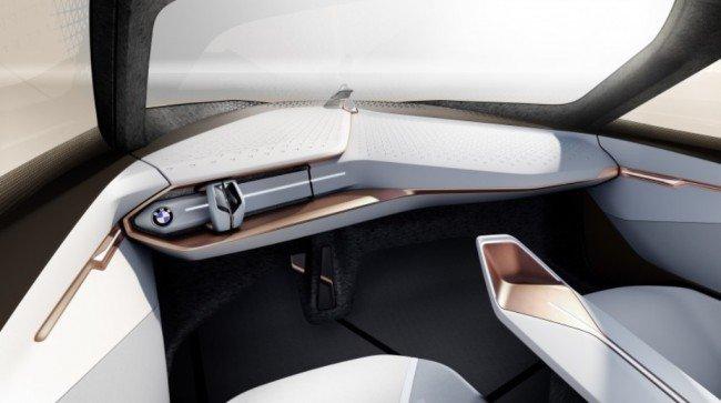 Салон BMW Vision Next 100