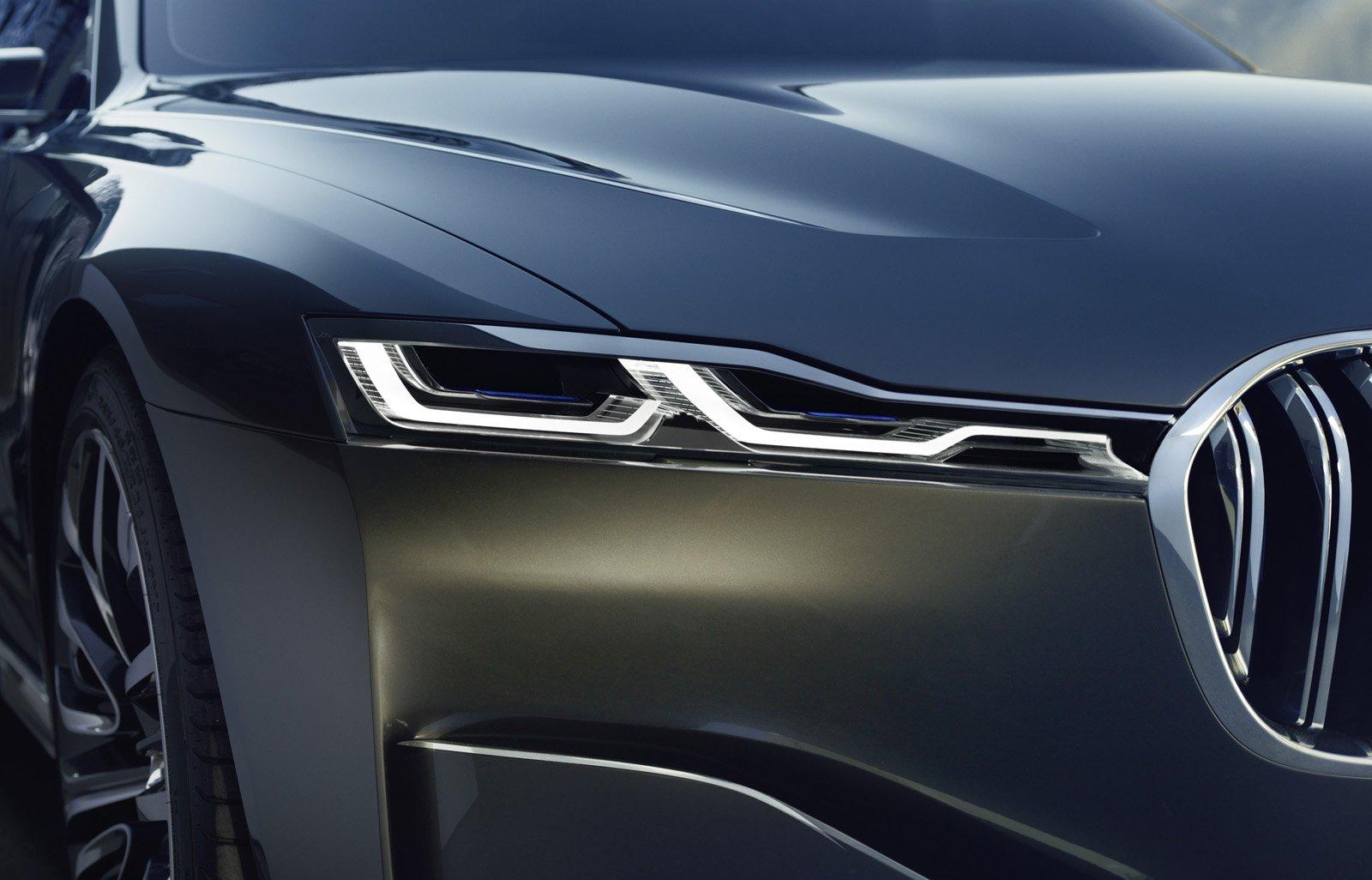 BMW готовит конкурента для Mercedes-Maybach S600