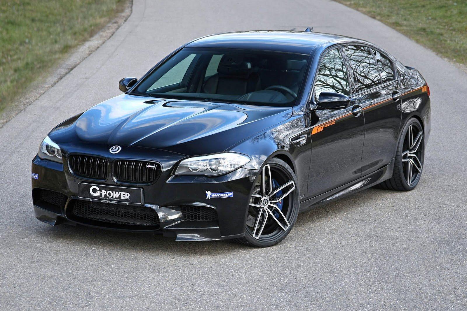 Пятая серия BMW обзаведётся M-пакетом