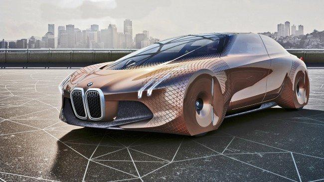 Концепт-кар Vision Next 100