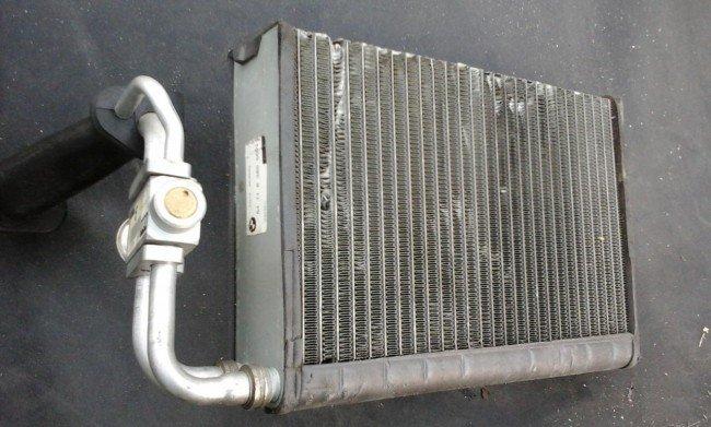 Радиатор печки БМВ Е39