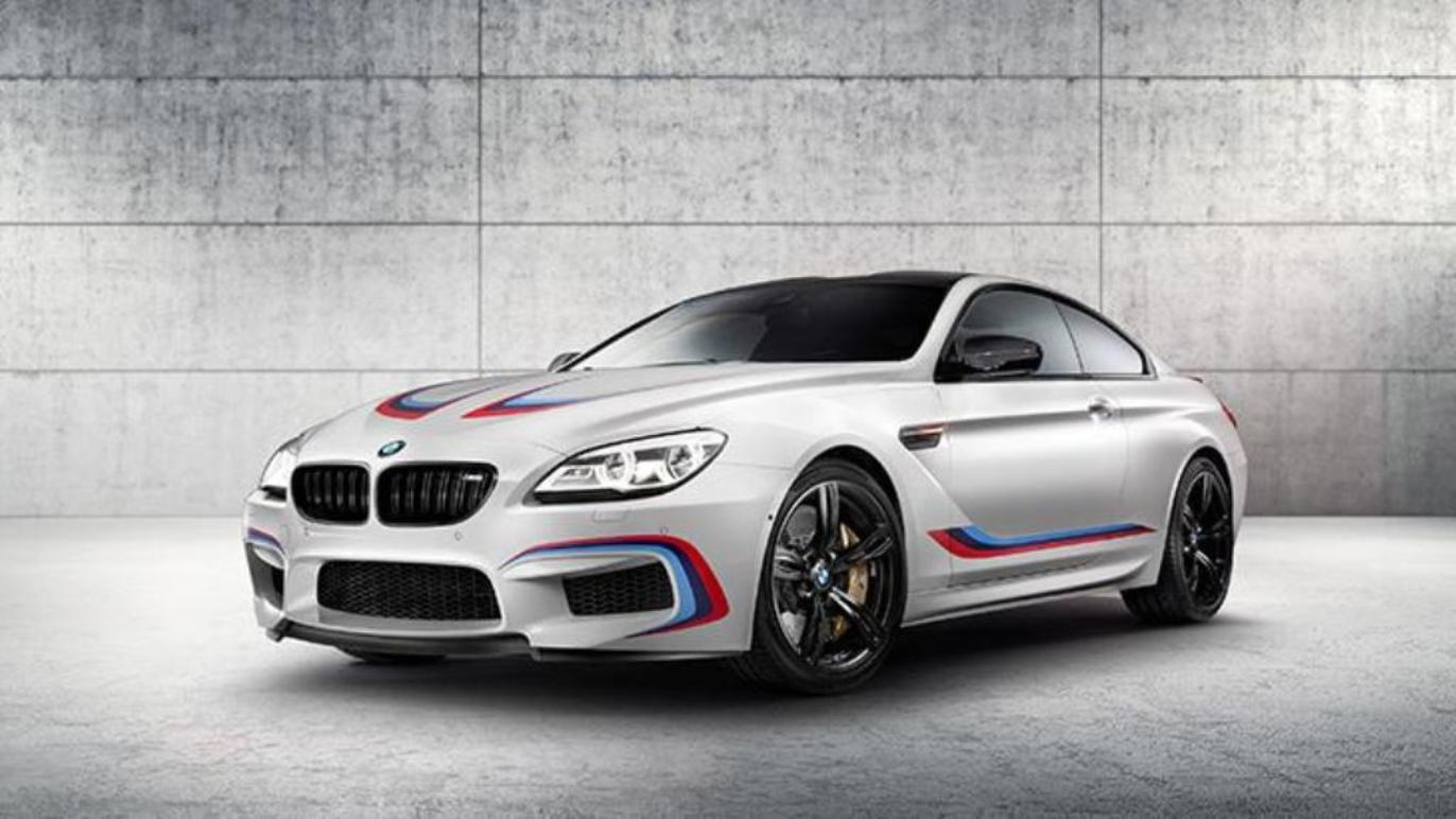 Спецверсию BMW M6 Competition Edition можно заказать в России